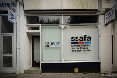 2014 - the SSAFA offices in Church Road, Lower Parkstone.