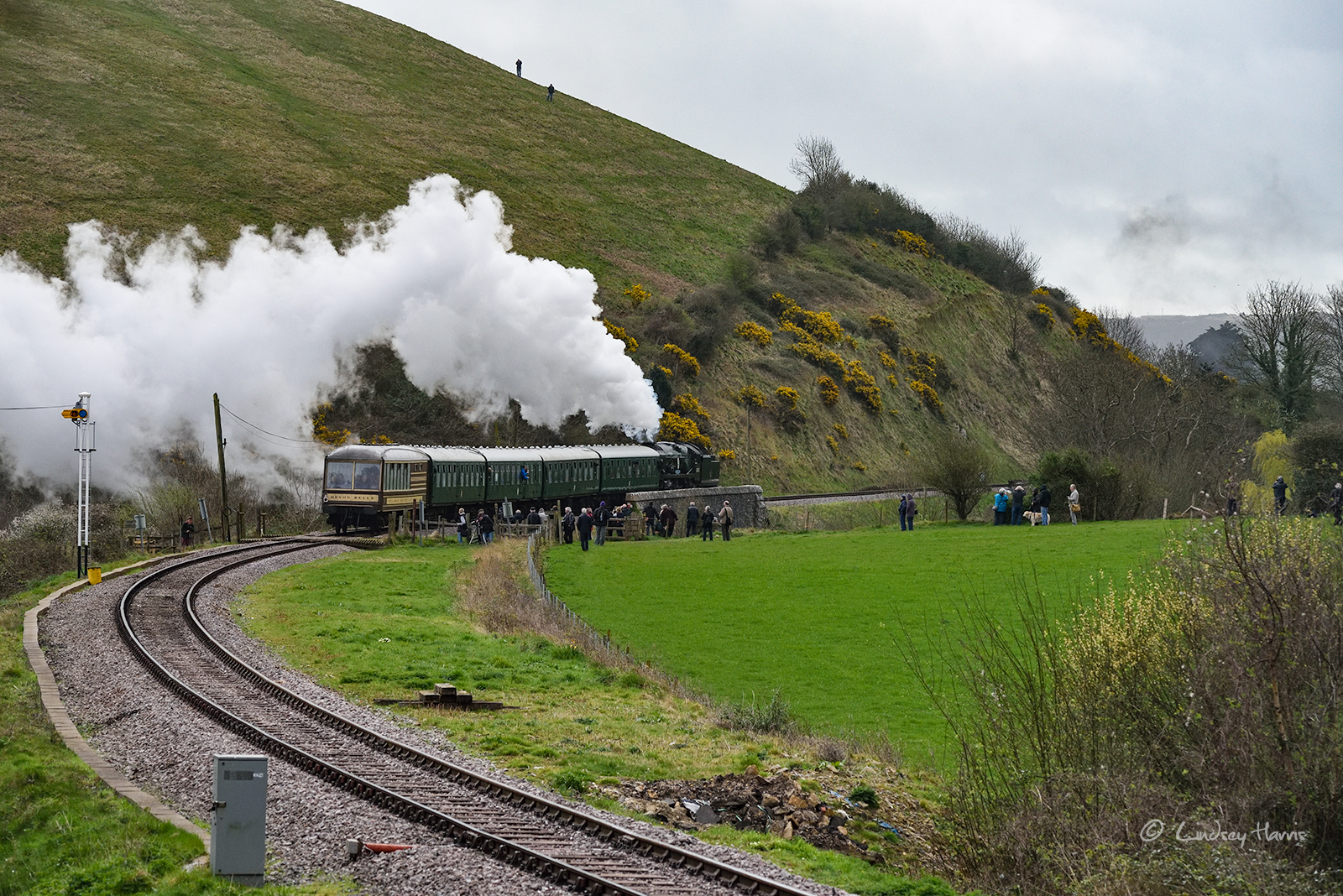 "Swanage Railway Spring Steam Gala 2017 – ""Strictly Bulleid ..."