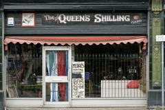 The Queen's Shilling, Lower Parkstone.