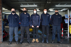Tyreland staff - February 2021.