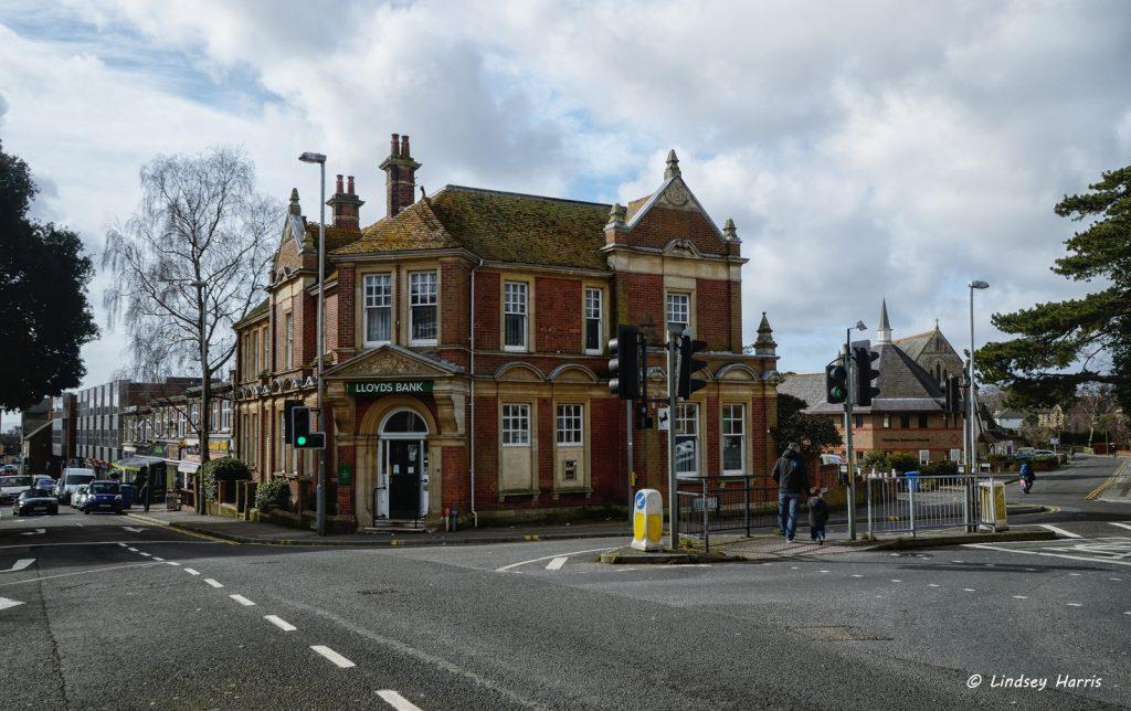 Lloyds Bank, Lower Parkstone, Poole, Dorset