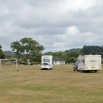 Travellers leave Whitecliff, Poole