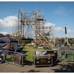 CirkVOST 'BoO' Trapeze Show, Poole Park, Poole, Dorset