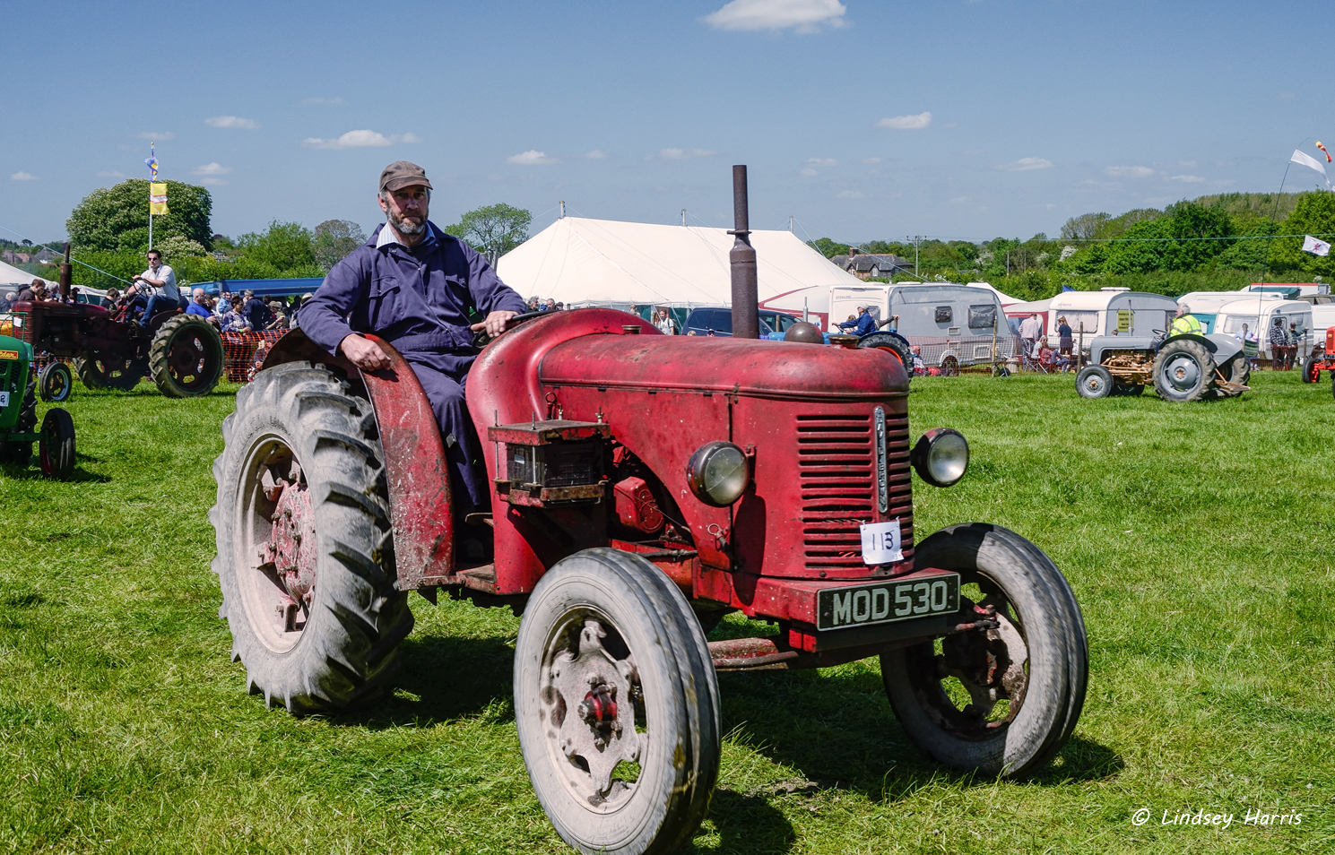 Three Okefords Steam Rally 2015