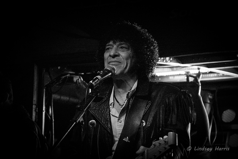 Mungo Jerry at Westbourne Christmas Lights switch-on 2015.