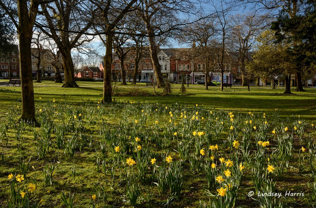 The Green, aka Parkstone Park, Ashley Cross, Lower Parkstone