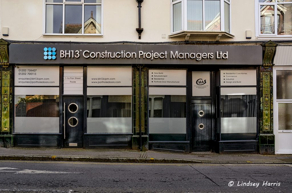 BH13 Construction Project Managers Ltd.