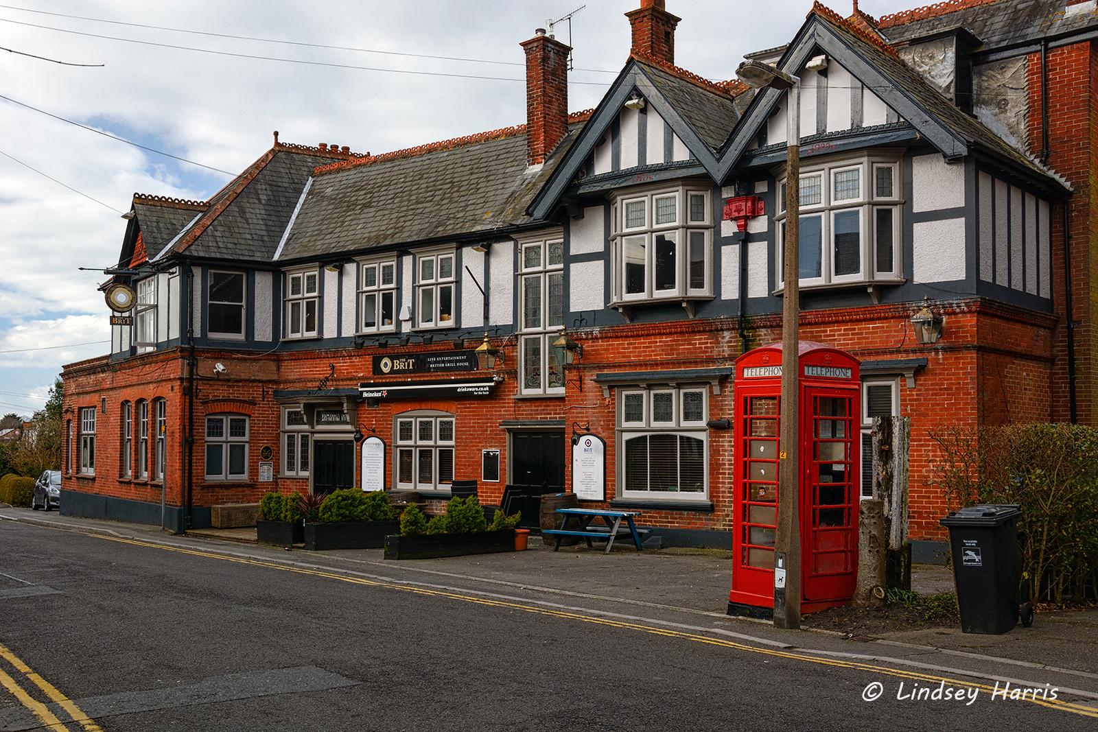 The Brit Pub (Britannia). Closed in 2017.