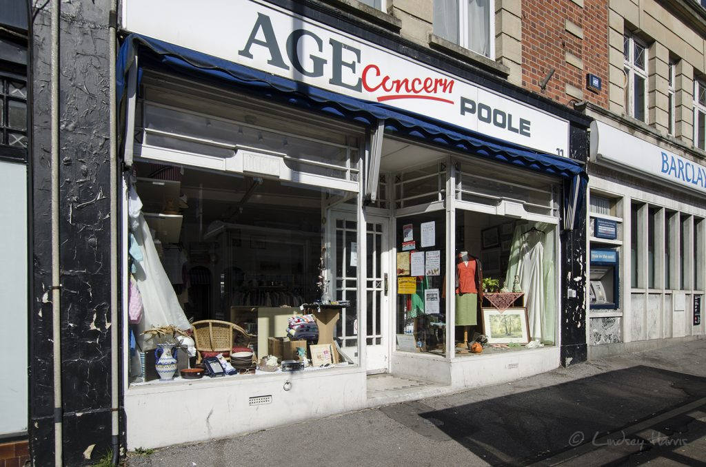 Age Concern, Lower Parkstone