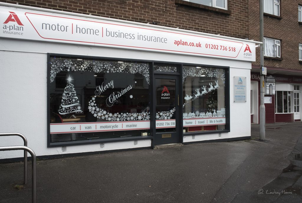 A-Plan Insurance, Lower Parkstone.