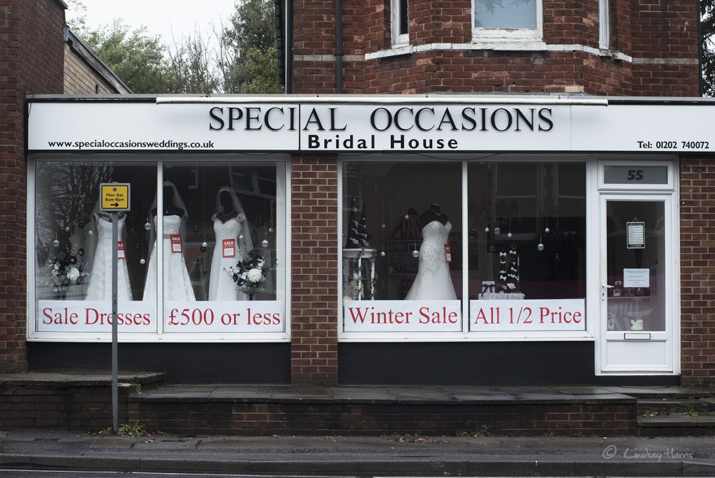 Special Occasions, Lower Parkstone.