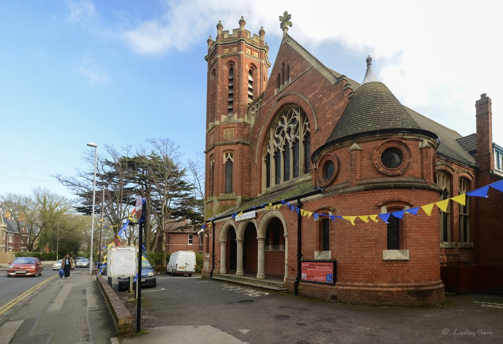 Parkstone United Reformed Church.