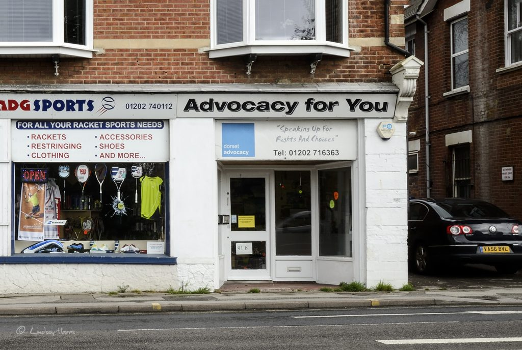 Advocacy for You, Lower Parkstone.