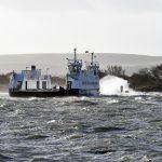 Storm Eleanor at Poole – January 2018
