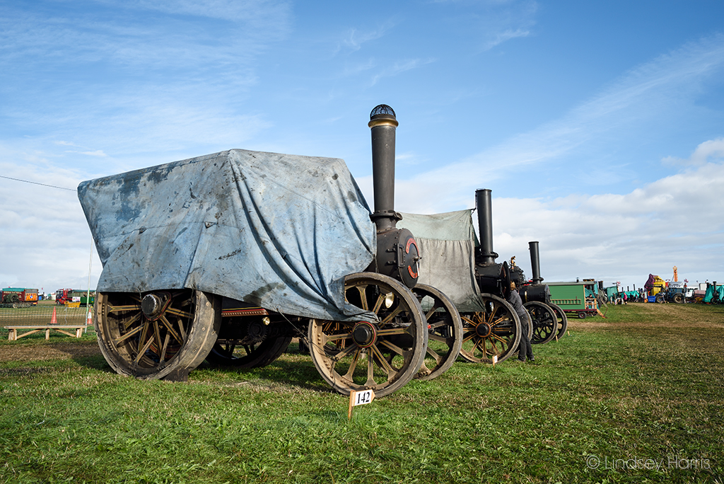 2018 Great Dorset Steam Fair
