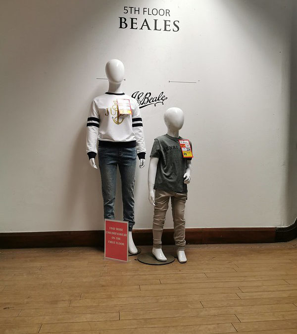 Beales closed after 139 years