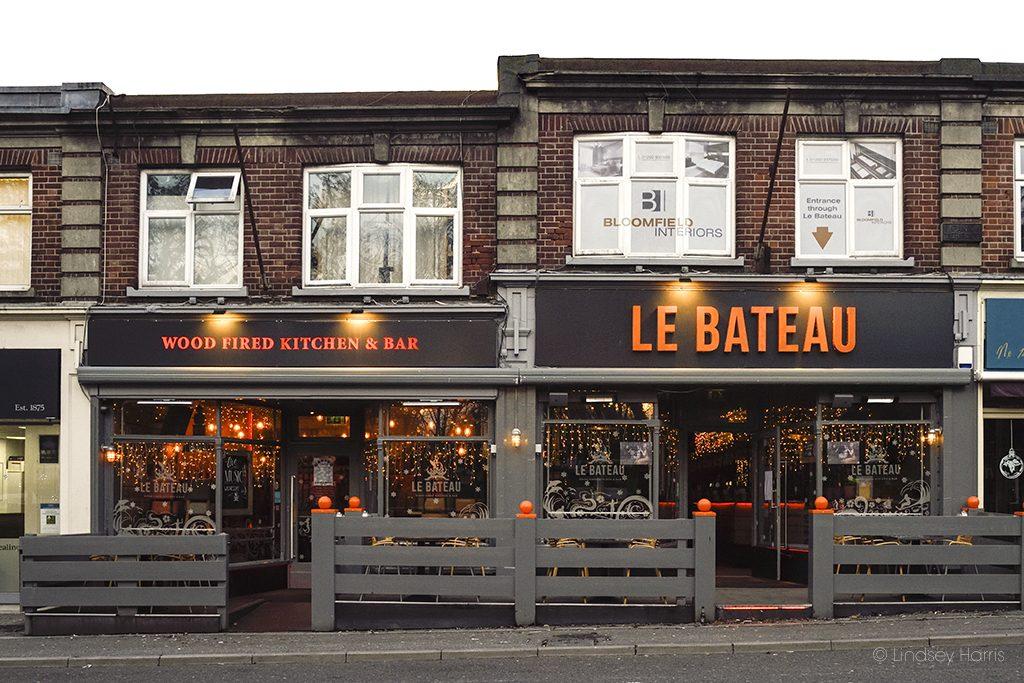 Le Bateau, Lower Parkstone.
