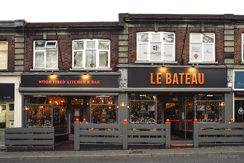 Photo of Le Bateau, Lower Parkstone. Boxing Day 2018.