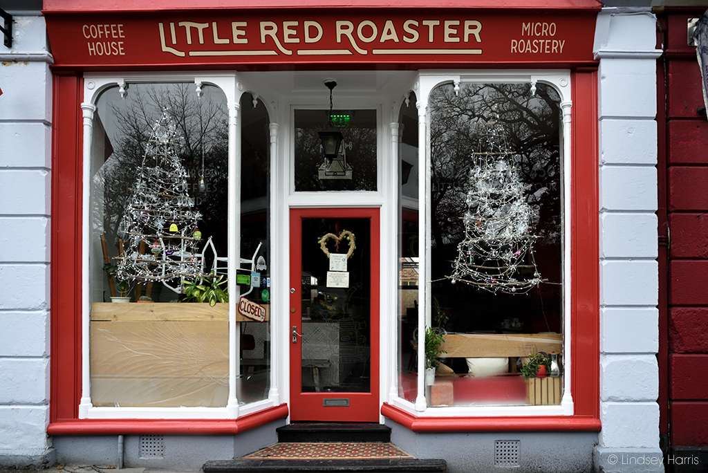 Photo of Little Red Roaster, Lower Parkstone. Boxing Day 2018.