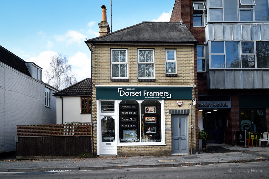 Dorset Framers, Commercial Road, Poole.
