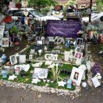 George Michael Memorial Garden, Highgate