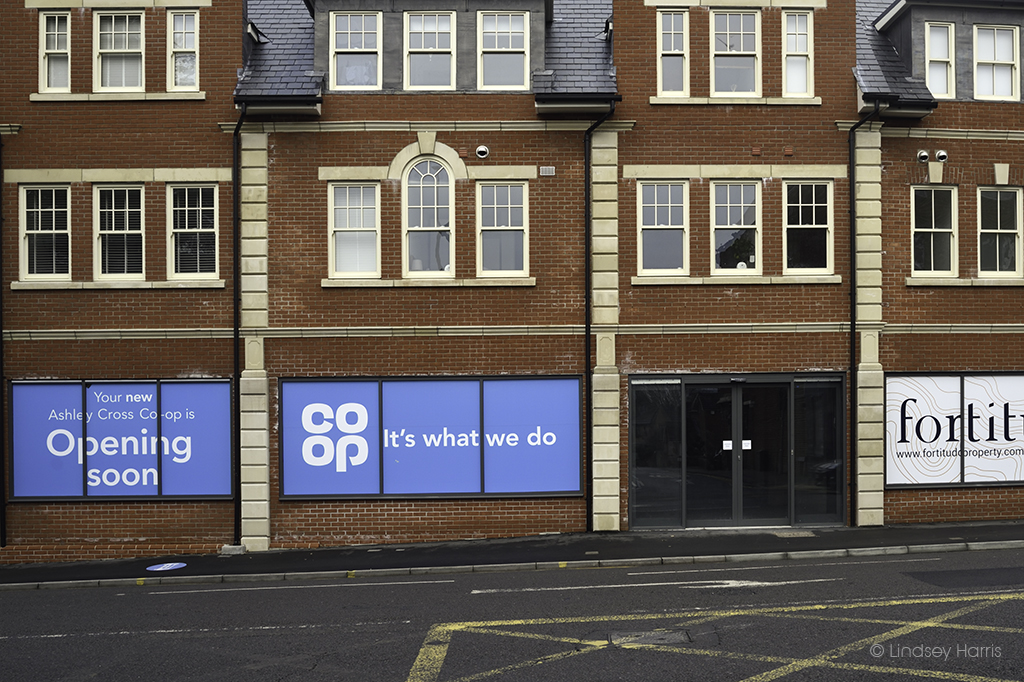 The Co-Op Commercial Rd Lower Parkstone