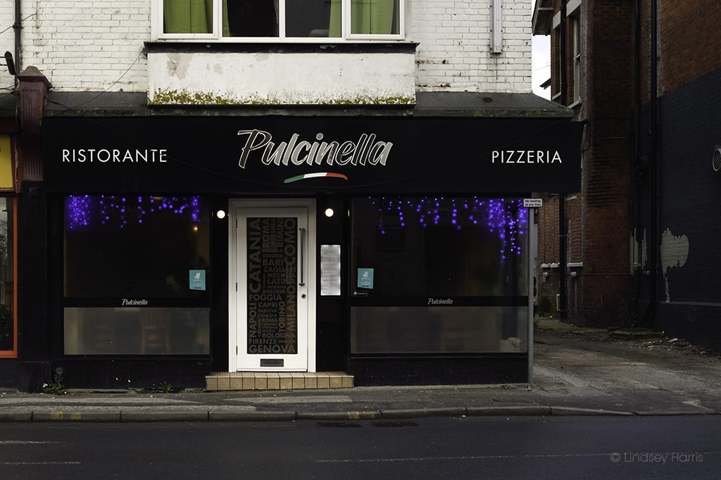 Pulcinella, Commercial Road, Lower Parkstone.