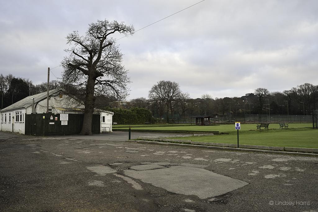 East Dorset Lawn Tennis & Croquet Club, Salterns Road, Lower Parkstone.