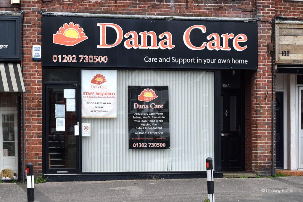 Dana Care, Sandbanks Road, Poole.