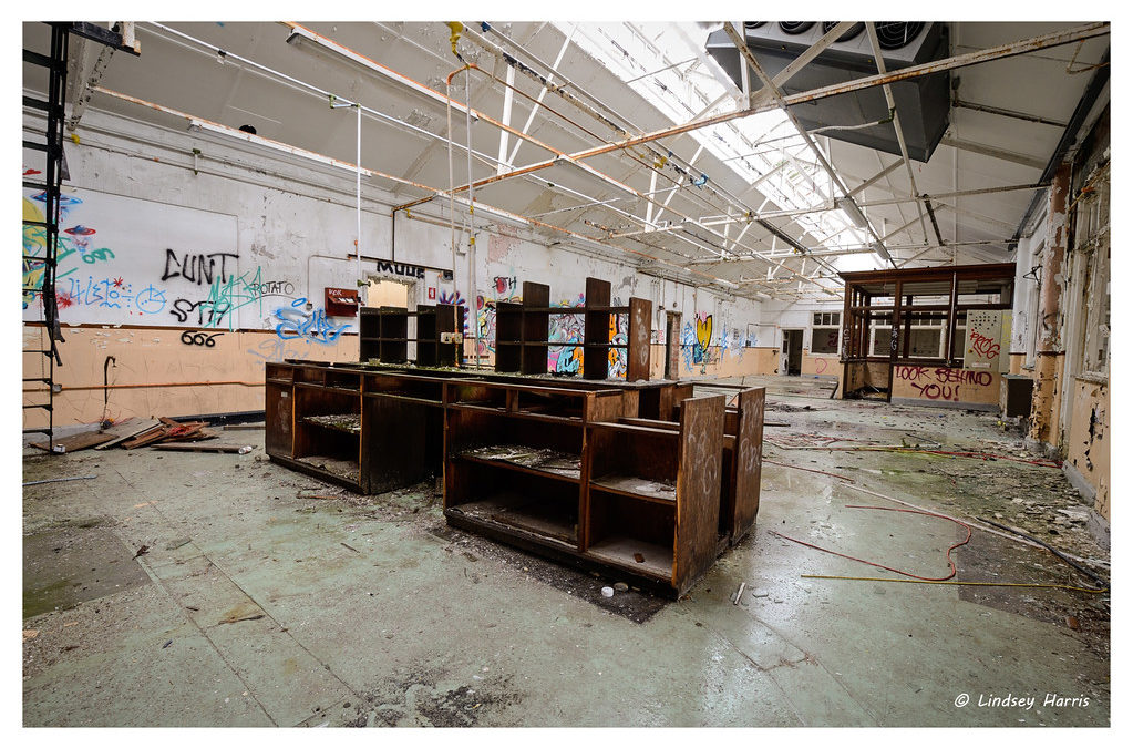 Old Chemical Labs, Dorset
