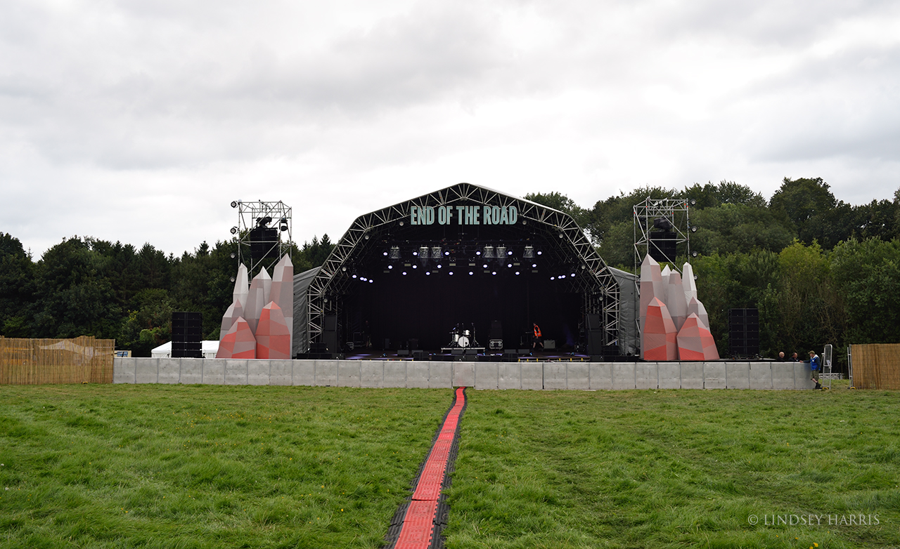 The Woods Stage - Thursday 2nd September 2021.