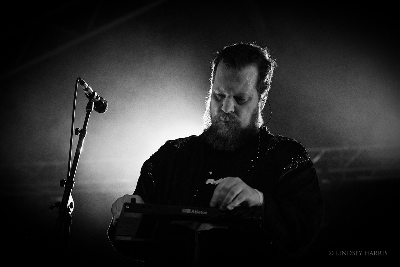 John Grant performing at End of the Road 2021.