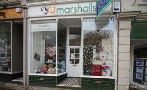 Marshalls Pet Food Store