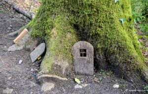 A fairy used to live here