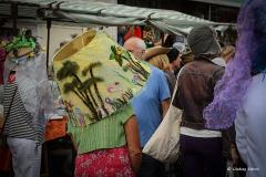 Bridport Hat Festival 2015.