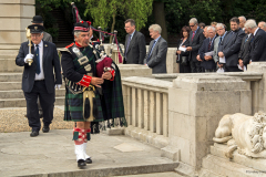 Remembering D-Day 70 years on, Bournemouth Gardens - 6th June 2014