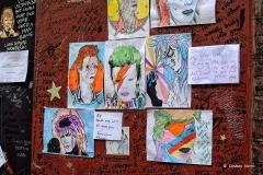 David Bowie: 1947 - 2016 | Brixton Memorial.