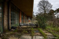 Abandoned nursing home, New Forest.