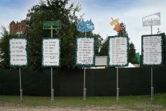 Running order for the Woods Stage, Garden Stage,  Big Top, Tipi Stage and Talking Heads. At End Of The Road Festival 2021.
