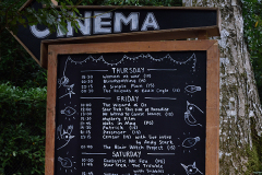 Cinema listings for End Of The Road Festival 2021.