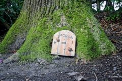 Fairy Doors, Wayford Woods