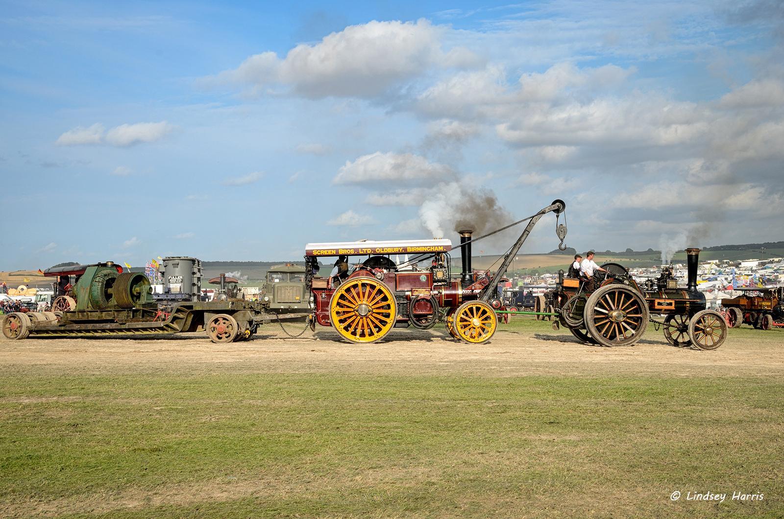 Great Dorset Steam Fair, 2012.