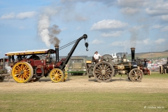 Great Dorset Steam Fair, 2012.