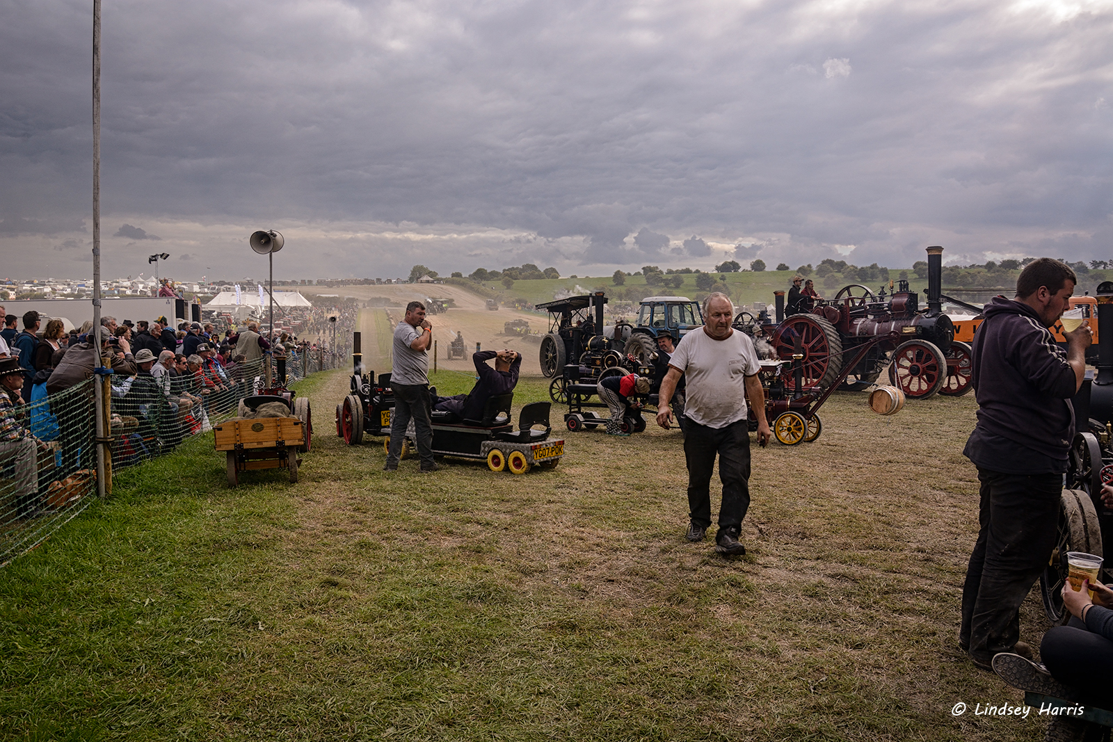 Great Dorset Steam Fair 2015 - Photos by Lindsey Harris