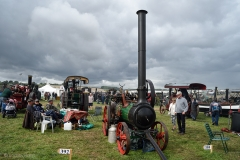 Steam engines at the GDSF 2018.