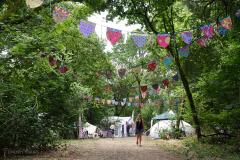 The Wilds, Larmer Tree Festival 2018.