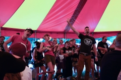 Larmer Tree Festival 2018.Southampton Ukelele Jam, Larmer Tree Festival 2018.