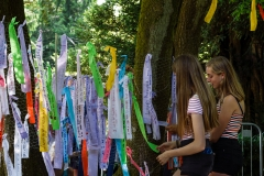 Wishing Tree, Larmer Tree Festival 2018.