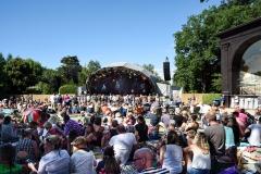 Larmer Tree Festival 2018.