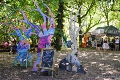 Lostwood, Larmer Tree Festival 2018.